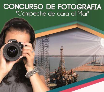 """Concurso de fotografía """"Campeche de cara al Mar"""""""
