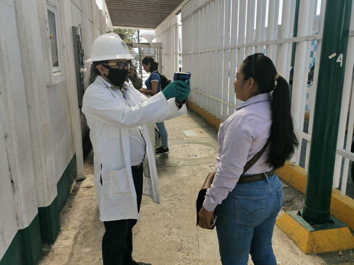 EXTREMA LA APICAM MEDIDAS EN PUERTOS  DE CAMPECHE: CARLOS ORTIZ PIÑERA