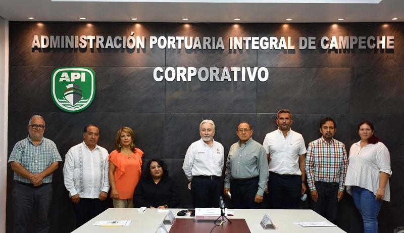 FORTALECER CALIDAD Y EFICACIA DE SERVICIOS PORTUARIOS, PRIORIDAD PARA LA APICAM